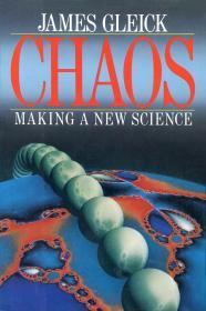 现货   Chaos: Making a New Science   英文原版  混沌学传奇  James Gleick