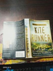 The Kite Runner (10th Anniversary) 追风筝的人  英文原版