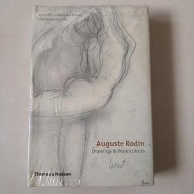 Auguste Rodin:Drawings & Watercolors