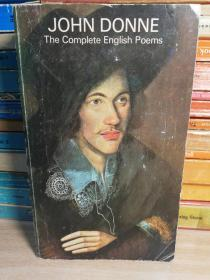 JOHN DONNE THE COMPLETE ENGLISH POEMS   《约翰·多恩英语诗歌全集》