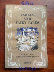 FABLES AND FAIRY TALES(寓言和神话)