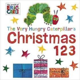 Very Hungry Caterpillar's Christmas 123
