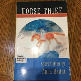 Horse thift    Short fiction by Anna Balint