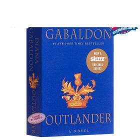 [英文原版]Outlander (Starz Tie-in Edition) 外乡人古战场传奇