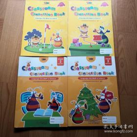 Classroom  Connection  Book  Language Arts/Math &  Science(STAGE1SEMESTER:1、2、STAGE SEMESTER2:1、2)+HomeReading Guide Book STAGE SEMESTER(1、2)和售