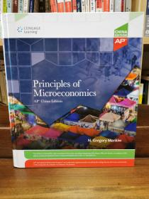 AP 宏观经济学原理教材  AP Principles of Macroeconomic by N.  Gregory Mankiw (原版教材)英文原版书