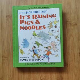 It  s  raining  pigs  noodles