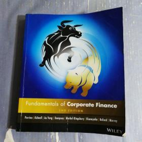 Fundamementals of Corporate Finance(2nd Edition)