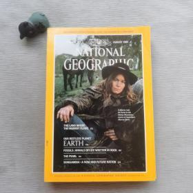 NATIONAL GEOGRAPHIC VOL.168 No.2 1985