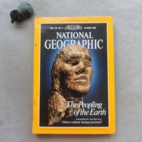 NATIONAL GEOGRAPHIC VOL.174 No.4 1988