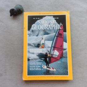 NATIONAL GEOGRAPHIC VOL.173 No.3 1988