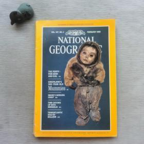 NATIONAL GEOGRAPHIC VOL.167 No.2 1985