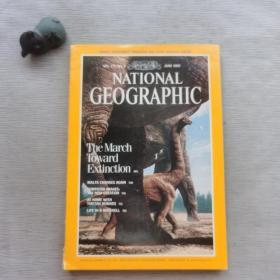NATIONAL GEOGRAPHIC VOL.175 No.6 1989