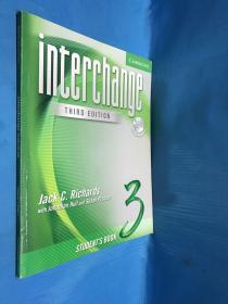 InterchangeStudent'sBook3withAudioCD[WithCD]