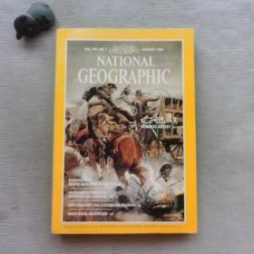 NATIONAL GEOGRAPHIC VOL.169 No.1 1986