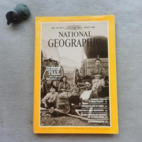 NATIONAL GEOGRAPHIC VOL.170 No.2 1986