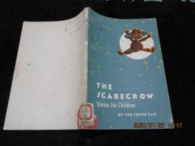 The Scarecrow Stories for Children  馆藏现货  品如图     货号53-6