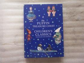 The Puffin Treasure Chest of Childrens Classics【精装】大16开