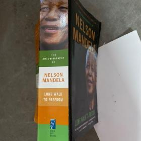 A Long Walk to Freedom:The Autobiography of Nelson Mandela