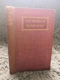 1913年  THE BOND OF SYMPATHY   书顶刷金