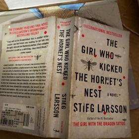 The Girl Who Kicked the Hornet's Nest:Book 3 of the Millennium Trilogy