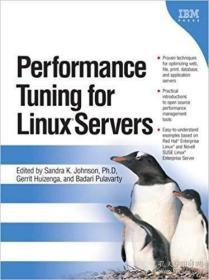Performance Tuning For Linux(r) Servers-针对Linux(r)服务器的性能调整