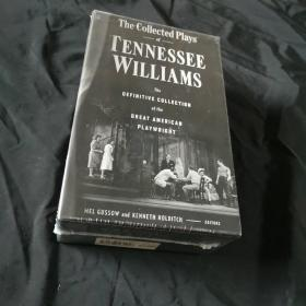 The Collected Plays of Tennessee Williams  田纳西·威廉斯戏剧