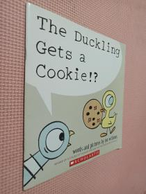 The Duckling Gets a Cookie (by Mo Willems) 小鸭子捡到一块饼干