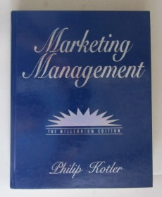 Marketing Management:the Millennium Edition