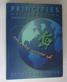 principles of marketing ninth edition