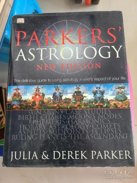 PARKERS' ASTROLOGY    NEW EDITION