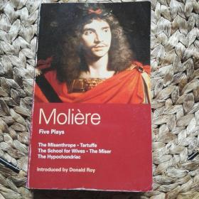 Moliere Five Plays