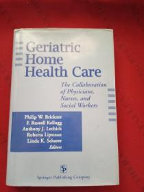 Geriatric  Home Health care