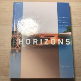 Horizons Sixth Edition法语教材第六版