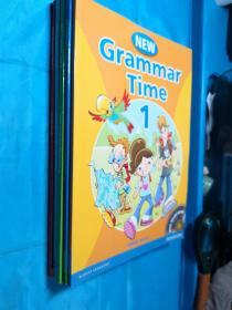 NEW Grammar Time (1—5)5册和售含盘