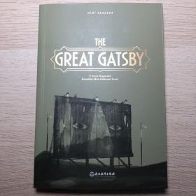 The Great Gatsby 了不起的盖茨比英文原版