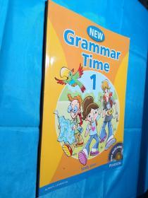 NEW Grammar Time 1含盘