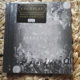 Everyday Life(Coldplay2019专辑 CD 一张 原塑封)
