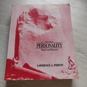 Personality Theory And Research