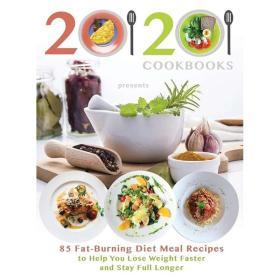 20/20 Cookbooks Presents【中图POD】