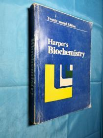 Harper's Biochemistry Twenty—Second Edition
