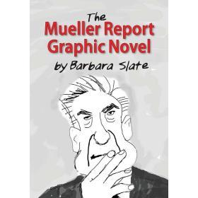 The Mueller Report Graphic Novel【中图POD】