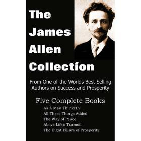 The James Allen Collection【中图POD】