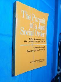 The Pursuit of a Just Social Order(原版)