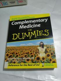 Complementary Medicine For Dummies(图书馆藏书)
