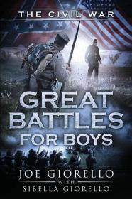 Great Battles for Boys【中图POD】