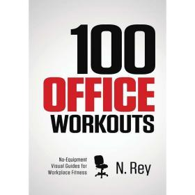 100 Office Workouts【中图POD】