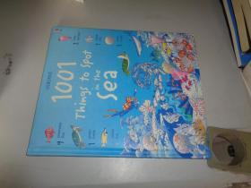 1001 Things to Spot in the Sea 精装