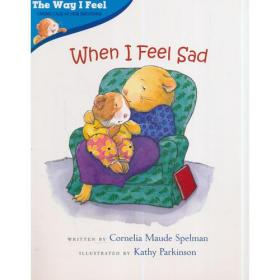 When I Feel Sad(Way I Feel Books)我的感觉系列:我好难过
