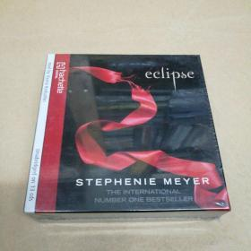 Eclipse 月食 暮光之城(有声书 13CD 塑封)